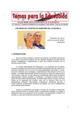1. INTRODUCCIÓN - Federación de Enseñanza de CC.OO. de