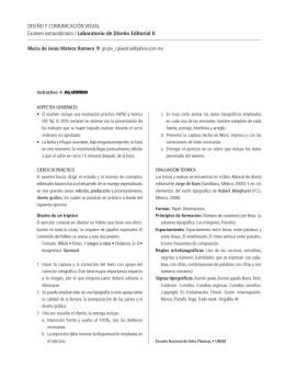 DISEÑO Y COMUNICACIÓN VISUAL Examen - blogs enap