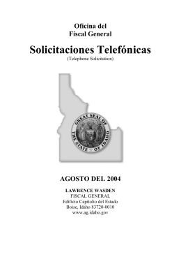 Estado de Idaho - Idaho Legal Aid Services