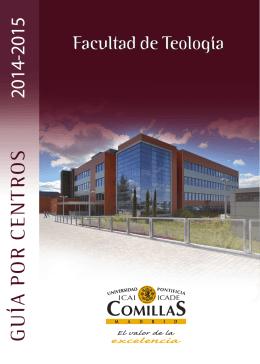 2014-2015 - Facultad de Teología Universidad Pontificia Comillas