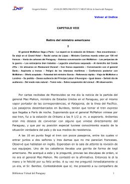 capitulo viii - Asociación Biblioteca Virtual del Paraguay