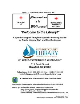 ¡Bienvenido a la Biblioteca!