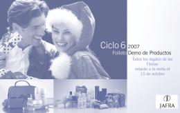 Ciclo 6 2007