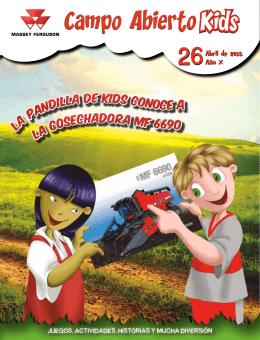 Campo Abierto Kids - Portal Campo Aberto