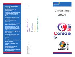 ContaSipNet