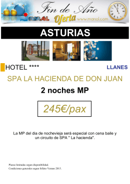 245€/pax