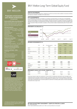 BNY Mellon Long-Term Global Equity Fund