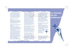 LA UNcIóN DE LOs ENFERMOs - Federation of Diocesan Liturgical