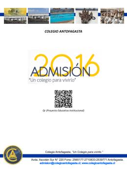 Diapositiva 1 - Colegio Antofagasta