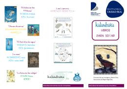 Descargar Kalandraka: libros para soñar