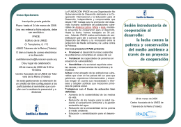 folleto talavera - Fundación IPADE