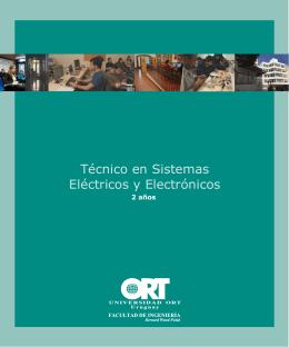 Técnico en Sistemas Eléctricos y Electrónicos.indd