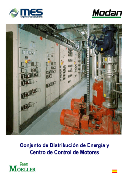 Catálogo Sistema MODAN