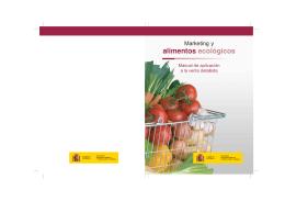 Marketing y alimentos ecológicos