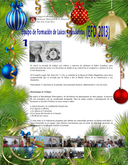 Colegio El Rosario Hermanas Dominicas de la Anunciata San José