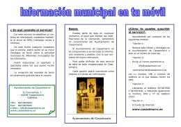 Ayuntamiento de Casasimarro