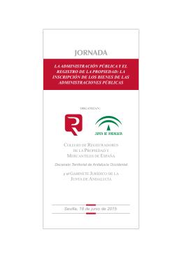 Folleto (18-06-2015).cdr - Asociación de Letrados de la Junta de