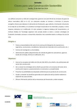 Folleto Rv2 - Agencia Andaluza del Conocimiento