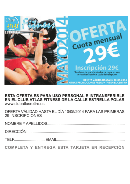 folleto oferta 2014.FH11