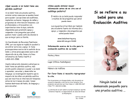 Dx Parent Brochure SP.pub