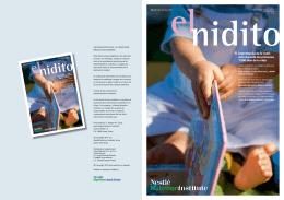contenido en PDF - Nestlé Nutrition Institute