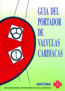 guía del portador de válvulas cardíacas