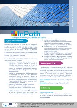 Segundo Newsletter - SPI - Sociedade Portuguesa da Inovação