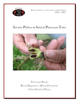 Servicios Públicos de Salud de Plantas para Todos