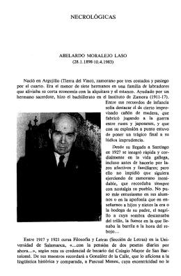 ABELARDO MORALEJO LASO (28.1.1898-10.4