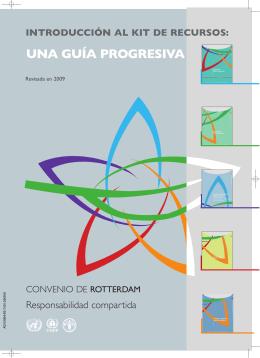 introducción al kit de recursos: una guía progresiva