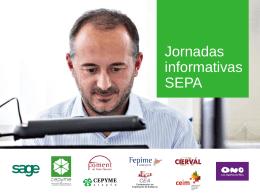 Jornadas informativas SEPA