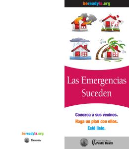 Descargar: Folleto Las emergencias suceden