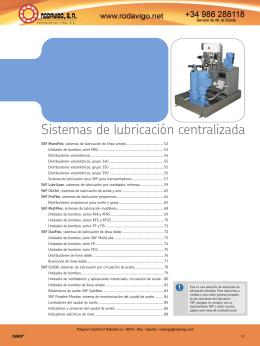 05 Sistemas de lubricación centralizada