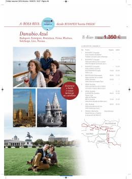 Danubio Azul - Panavisión Tours