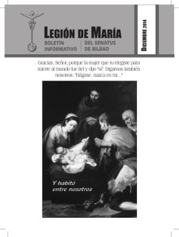 legion diciembre 2014 - Legión de María Basauri