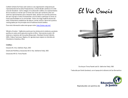 Descargar el folleto - Catholic Mobilizing Network