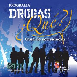 Guía Drogas qué - Universidad de Valladolid