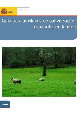 Guía para auxiliares de conversación españoles en Irlanda