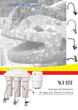 Folleto white