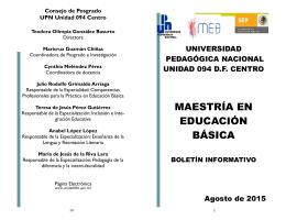 folleto plática informativa