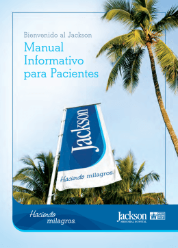 Manual Informativo para Pacientes