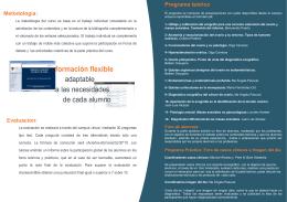 Folleto Diagnóstico ecográfico de la patología ovárica y diagnóstico