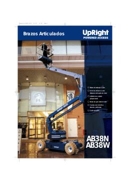 Descargar Catálogo Brazos Articulados AB38