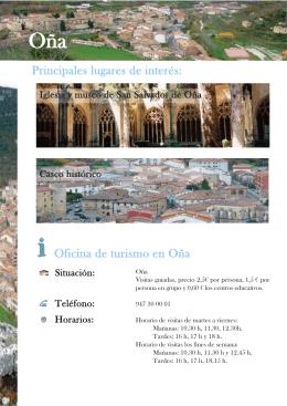 FOLLETO-OÑA:Maquetación 1.qxd