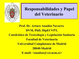 Ponencia - Agencia Española de Medicamentos y Productos