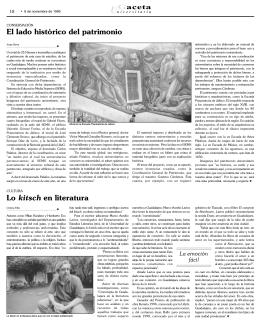 página 18. - La gaceta de la Universidad de Guadalajara