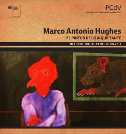 Marco Antonio Hughes - Parque Cultural de Valparaíso