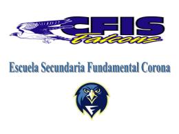 Programas Académicos CFIS