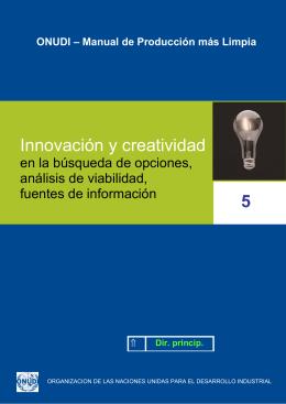 Innovación y creatividad 5