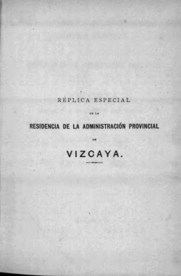 VIZCAYA.